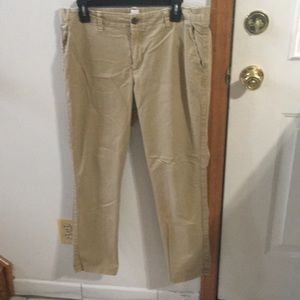 Women's Gap Girl friend chinos